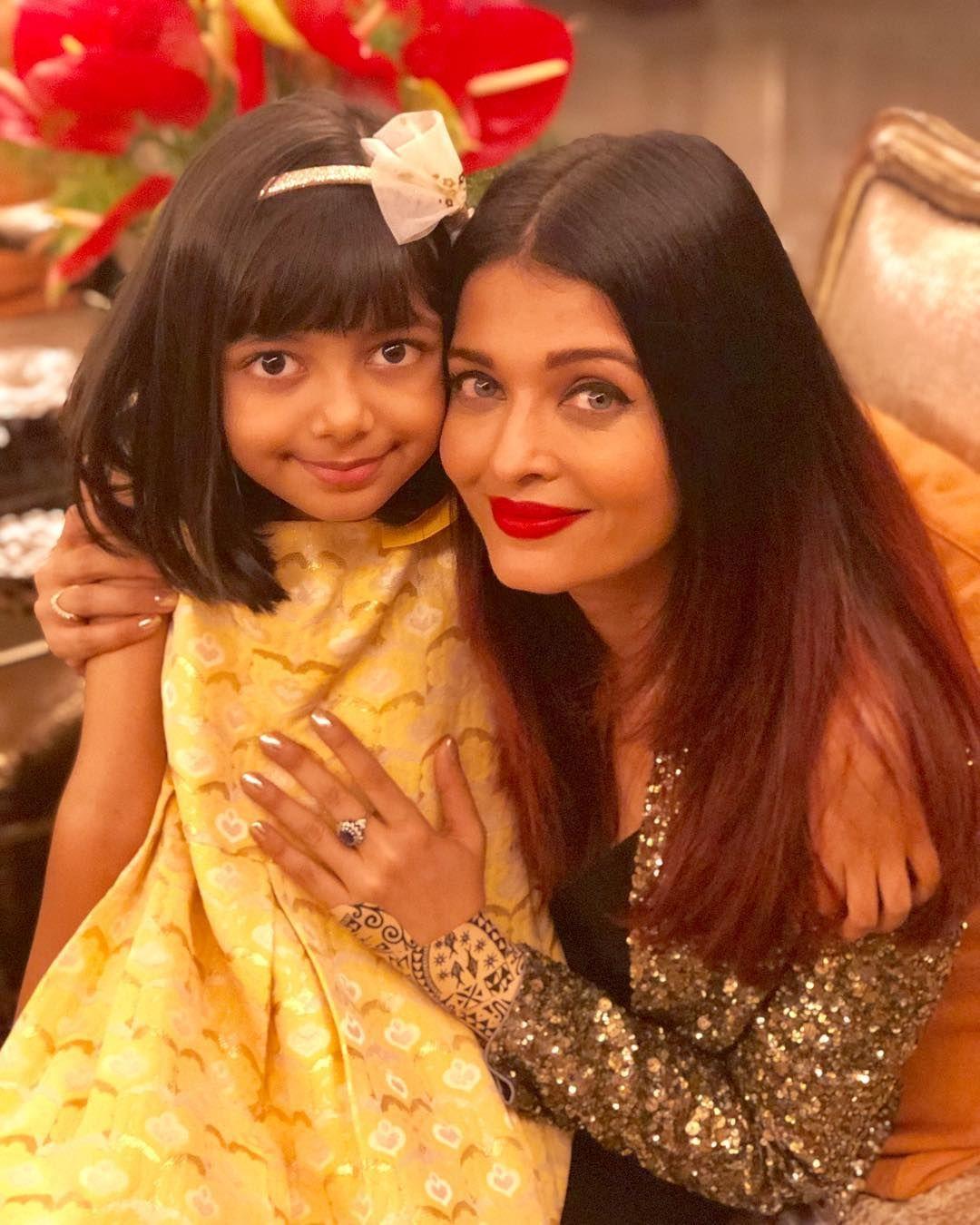 656 8k Likes 4 784 Comments Aishwaryaraibachchan Aishwaryaraibachchan Arb On Instagram Happy 7th Birthday My Darling Angel Aaradhya You Are