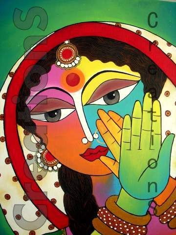 Holi The Festival Of Colors Holi Painting Indian Art