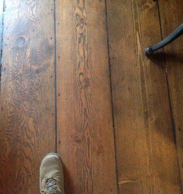 farmhouse floors | Wide Plank Reclaimed Wood Flooring ...