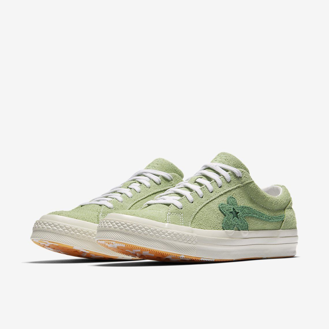Details About Converse Golf Le Fleur Tyler Creator One Star Pink