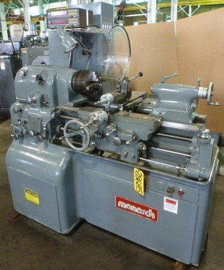 MONARCH PRECISION TOOLROOM LATHE 10EE (28685) #Monarch