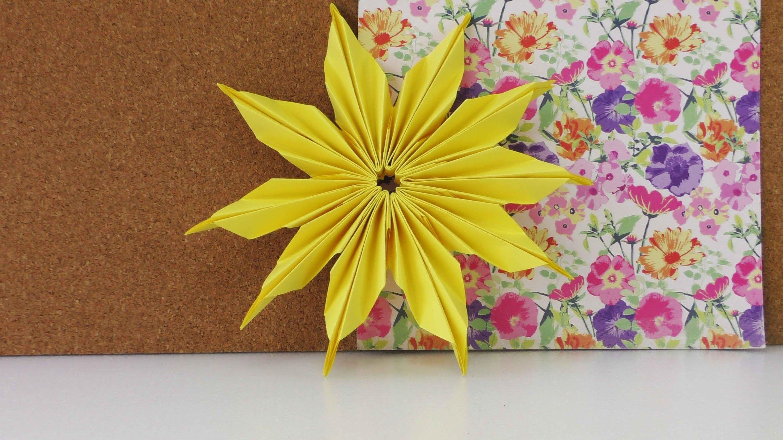 blume aus papier selber machen | papercraft | pinterest | blumen aus