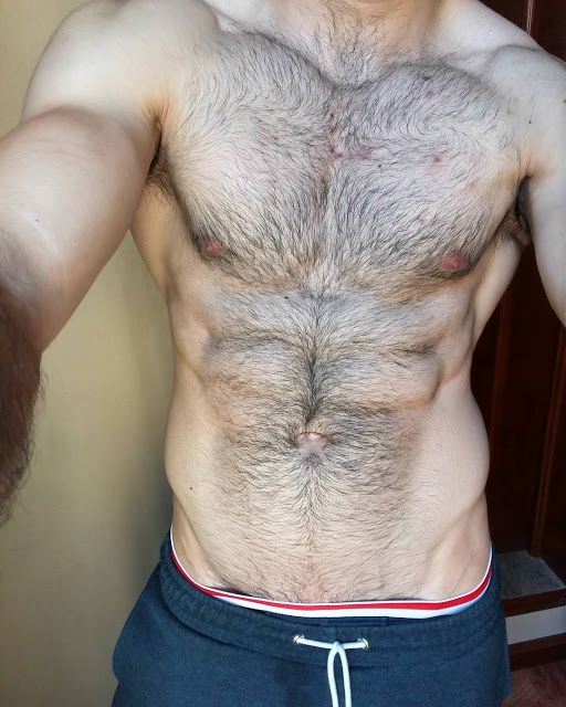 Hairy young amateurs — photo 3