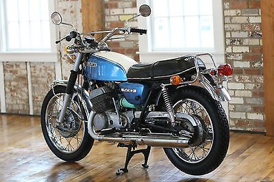 ebay: 1971 suzuki titan 500 1971 suzuki titan 500 gorgeous t500r