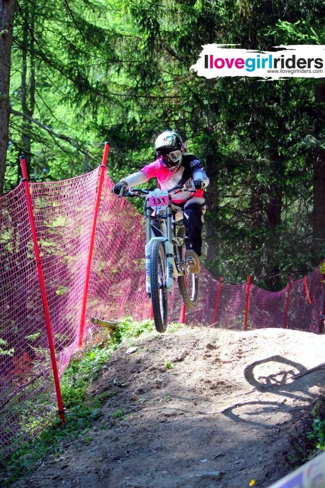 Elodie » Rider: Elodie Chesseret - #ilovegirlriders #iamagirlrider #ilgr #girlriders #mtb #bmx #downhill #ciclocross #freeride #road #cycling #cyclingwomen #womenscycling