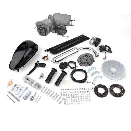Leshp - DIY Bicycle Engine Kit 50cc 2 Stroke Cycle Motor Kit