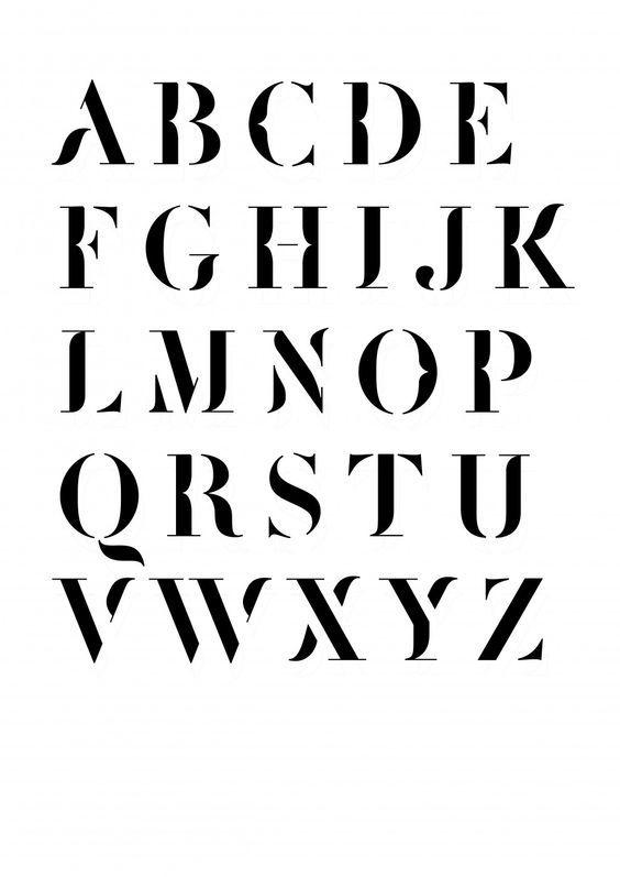 L Alcase Les Graphiquants Alfabeto De Tipografia Disenos De