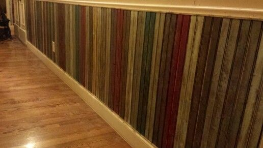 Annie Sloan Chalk Paint Wainscot Breadboard Heavy Distress Clear Dining Room Wainscoting Wainscoting Diy Wainscoting