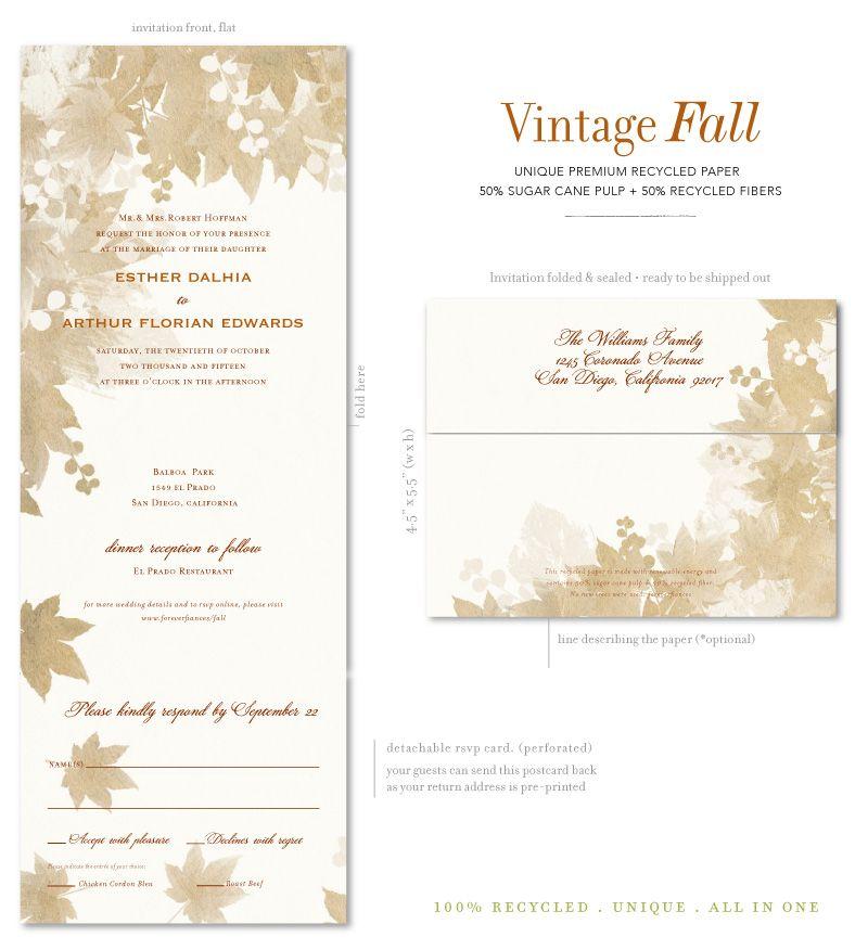 Vintage Fall premium Vintage fall Vintage and Weddings