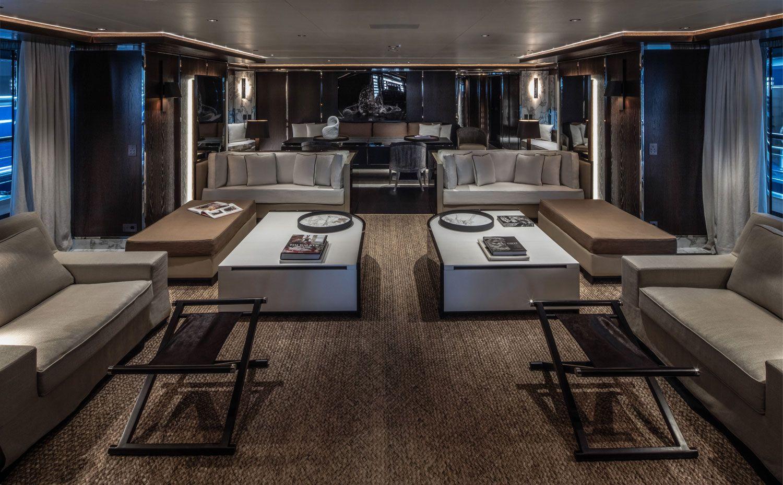 Innenarchitektur Yacht crn m y atlante boat yacht yaught cruise ship megayacht luxury