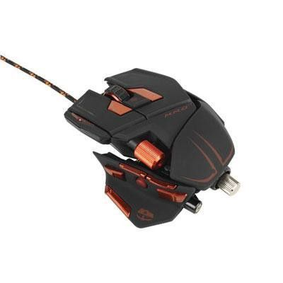 MMO7 PC Gaming Mouse Matte