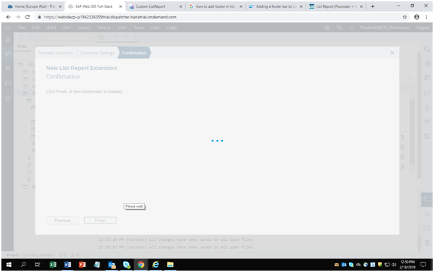 Fiori Elements- Extension and Customization- Step by Step   Sapspot