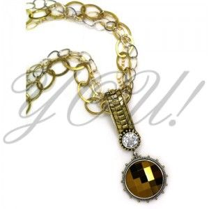 Mars and Valentine Gold Standard Necklace at YOU Boutiques