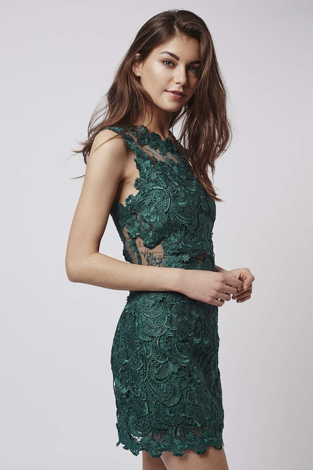 Premium Lace Bodycon Dress Body Con Topshop And Bodies
