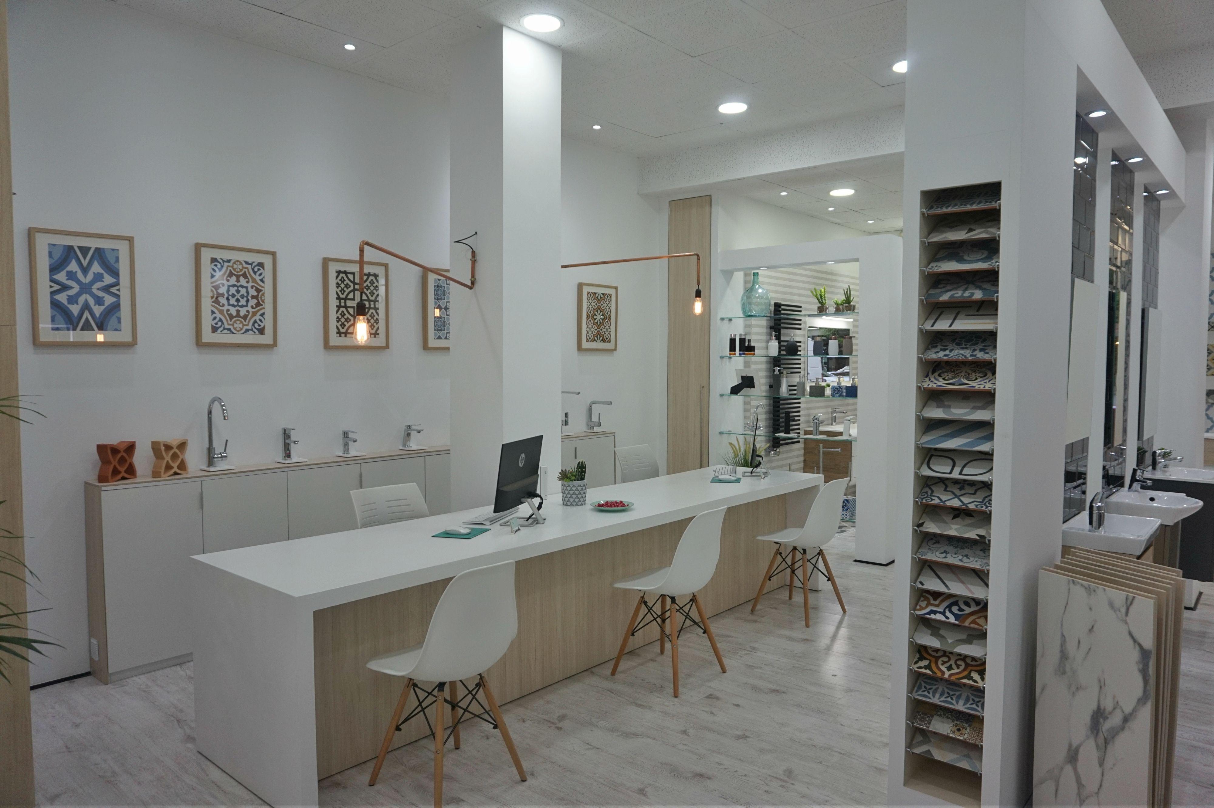 Showroom Cuartos De Baño En Esplugues  seattle
