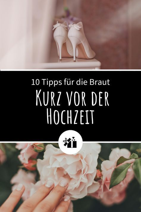 Photo of Shortly before the wedding checklist: 10 valuable tips for the bride