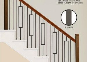 Best Popular Iron Baluster Patterns Organized By Style 400 x 300