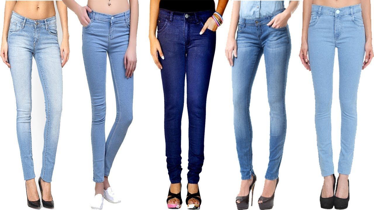 Latest Ladies Jeans Pants Design Video 2018 | Women jeans, Pants