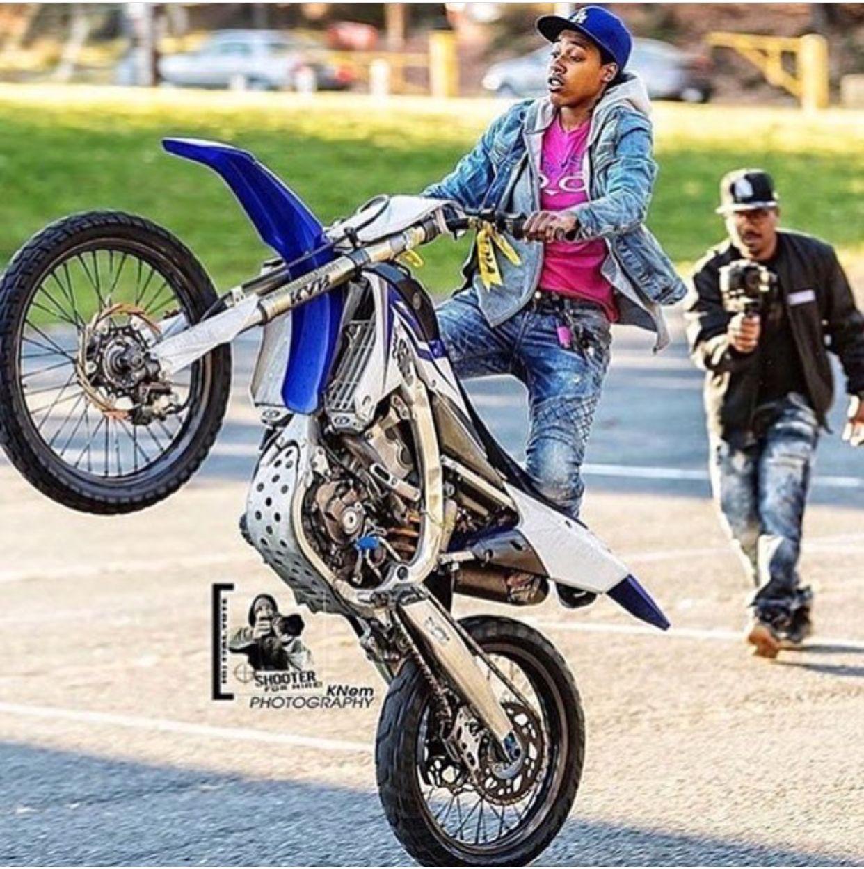 When You Born To Drag Yamaha Banshee Dirt Bikes Bike Life