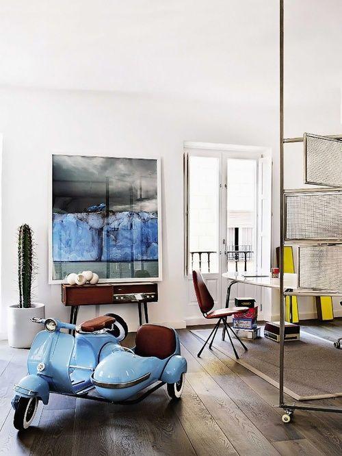Pin di the shiny squirrel su home collections interni for Interni colorati casa