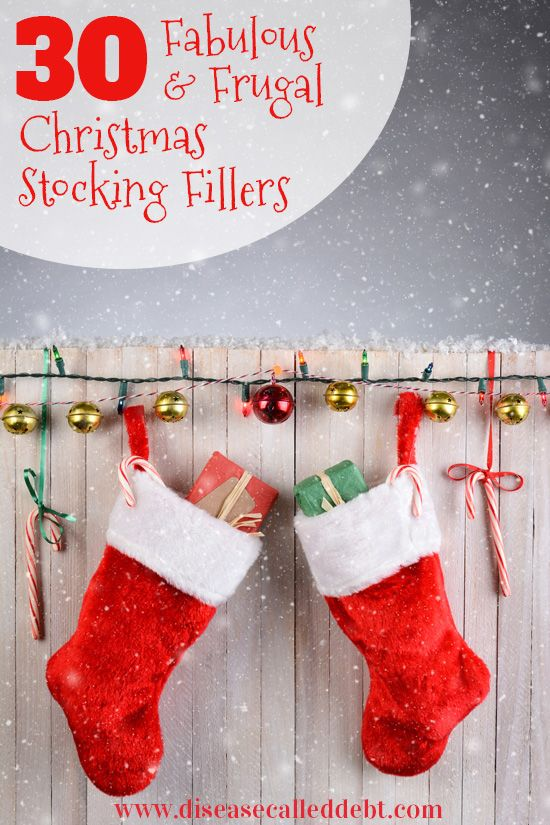 85e9c287f08 30 Fabulous   Frugal Christmas Stocking Fillers