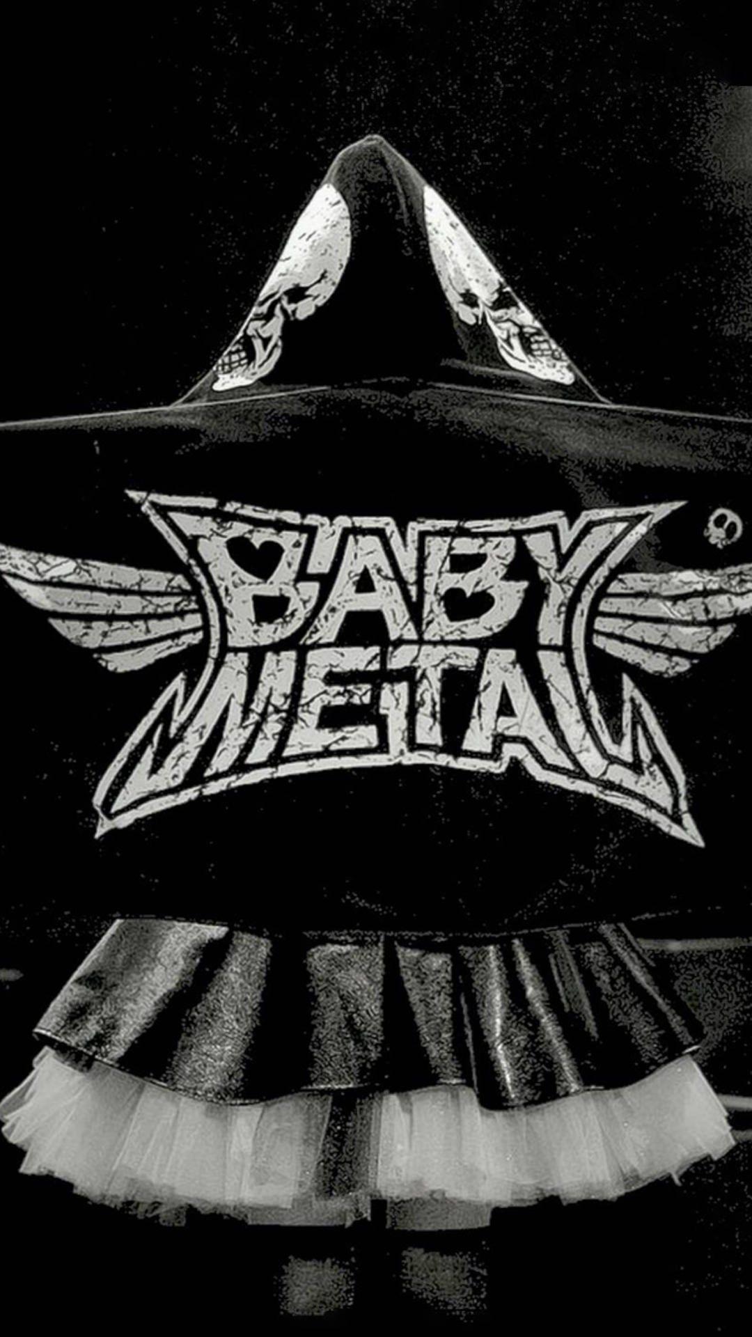 Babymetal Iphone Wallpaper ベビーメタル Metal Art Kitsune Music Artists