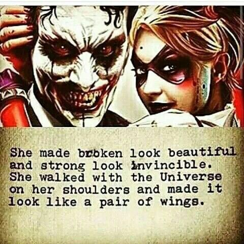 Joker And Harley Quinn More Minnie S Dreaming Tattoo Pinterest