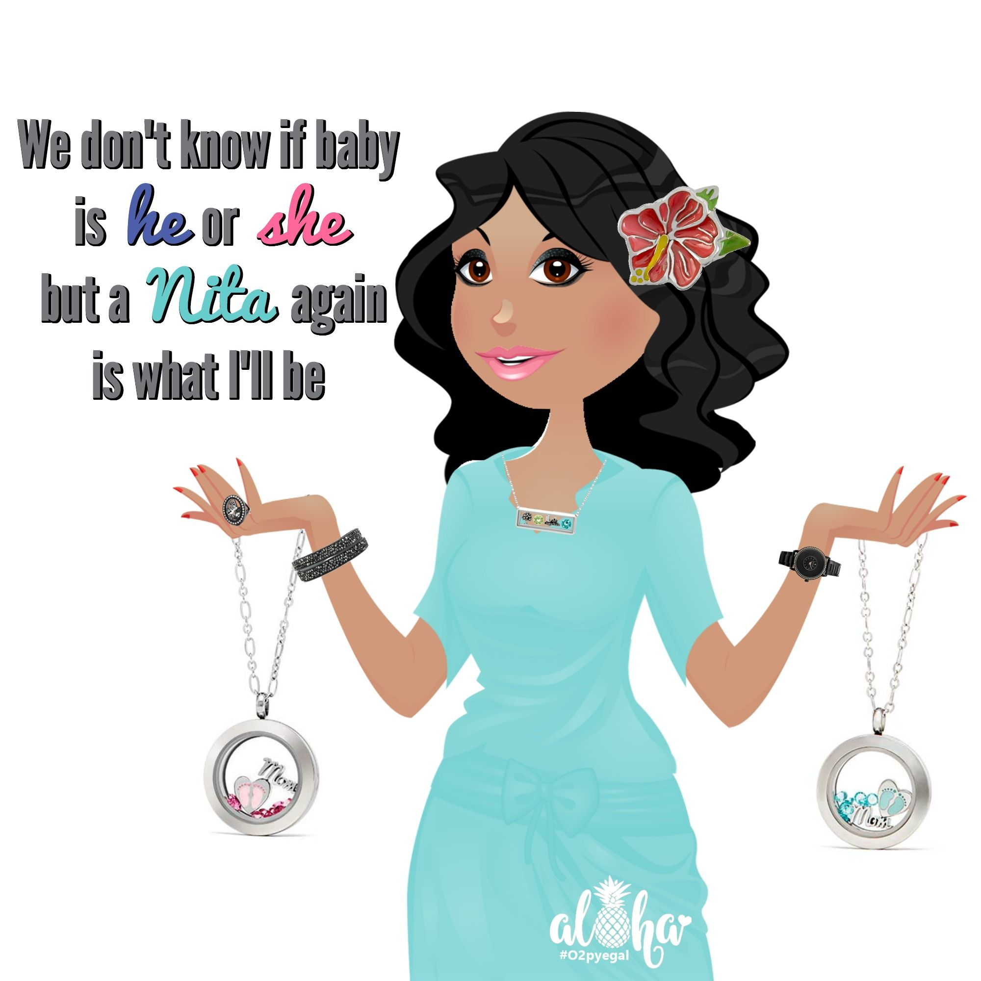Expecting a new baby having a gender reveal party create