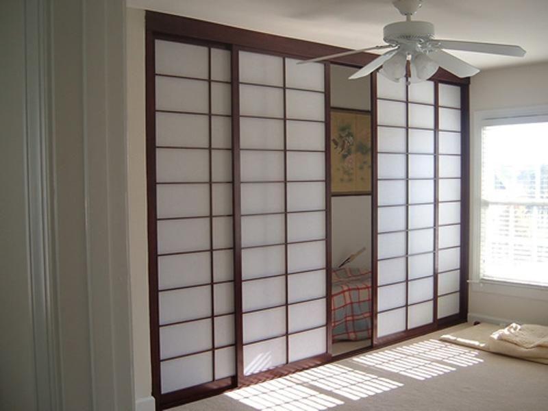 Beau Diy Shoji Closet Doors