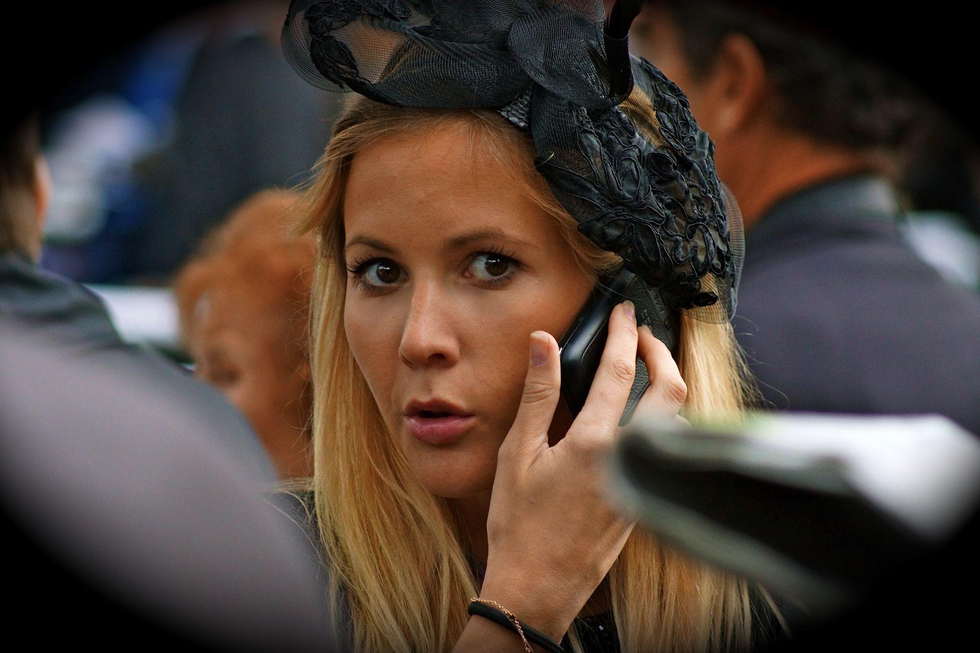 Spotted au Qatar Prix de l'Arc de Triomphe à Longchamp