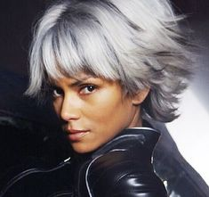 Halle Berry Storm Haircut Google Search Halle Berry Short Hair Halle Berry X Men Halle Berry Storm