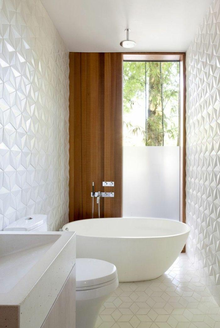41 Fantastische Ovale Badewanne Modelle Parement Mural Salle De