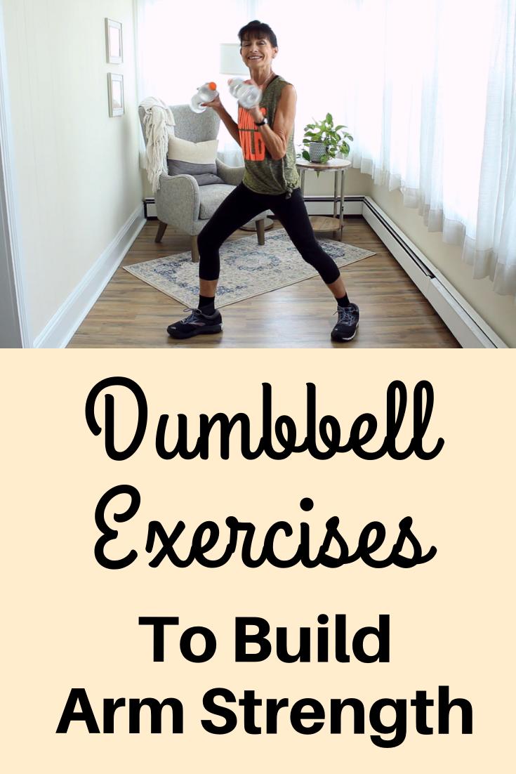 Dumbbell Exercises For Seniors