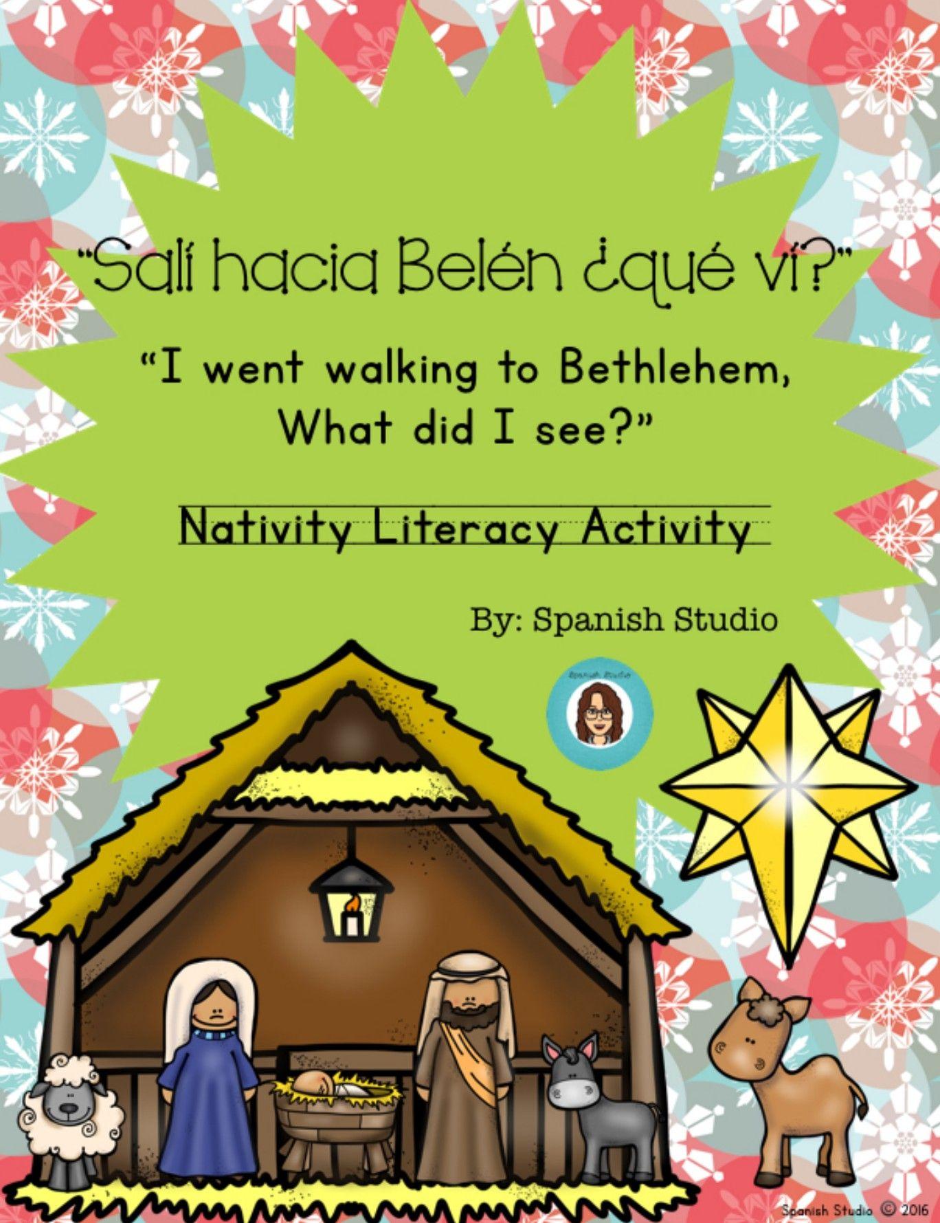 Christmas Nativity Spanish