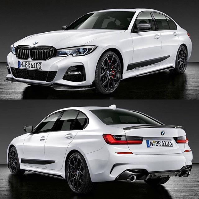 You Can Bet Your Bottom Dollar That The M Performance Parts For The New Bmw 3 Series Will Be Very Popular In South Africa It Comp Bmw Cars Bmw Bmw 3 Series