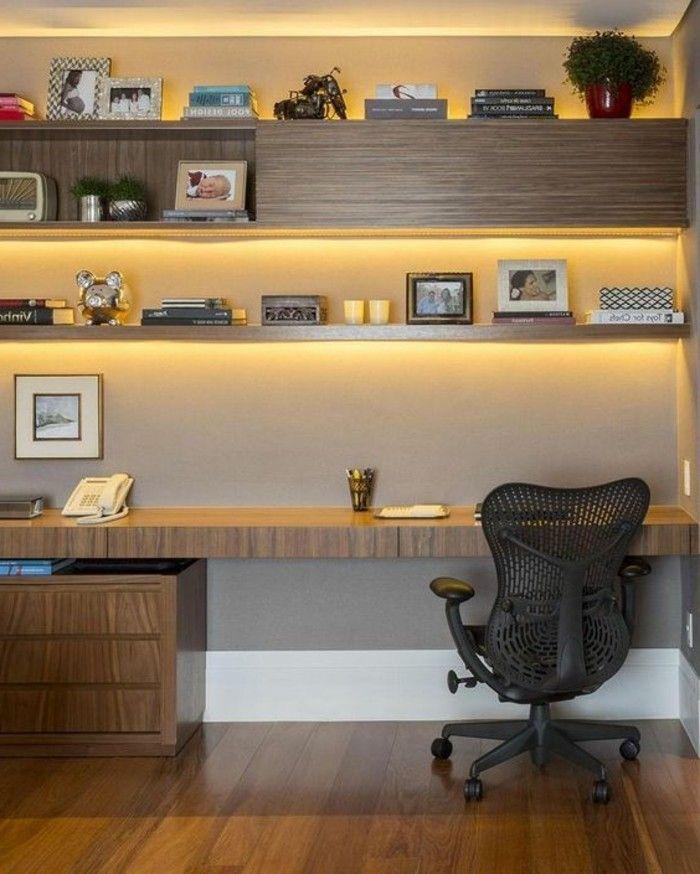 1001+ tolle Ideen, wie Sie Ihr Arbeitszimmer gestalten