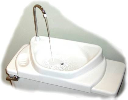 Save water  save money  and have the convenience of a sink where one may not  fit by using a toilet sink combo that turns your toilet into a sink. Shower Toilet Sink Combo    syahdiar org sink toilet combo design