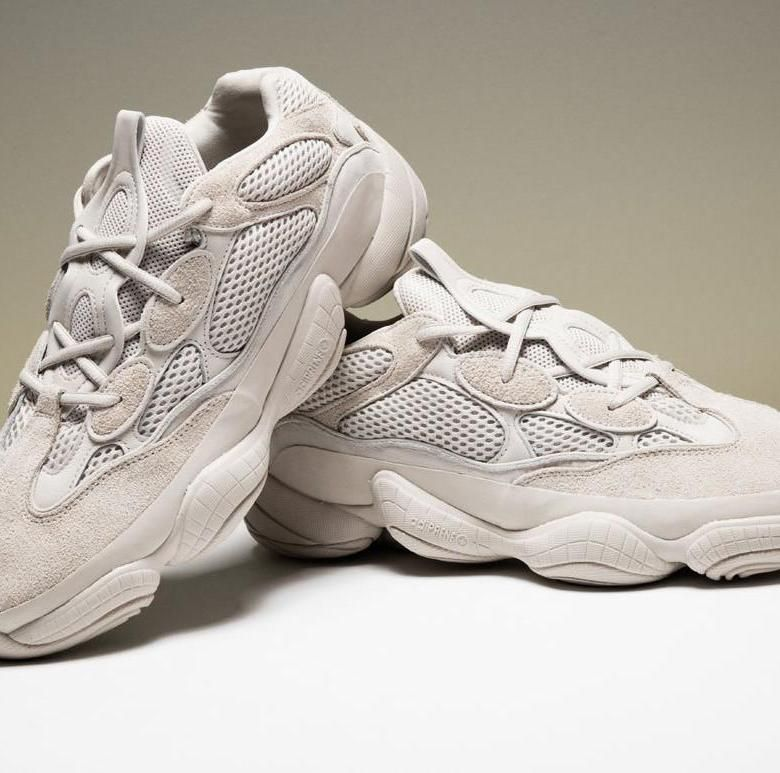 545754642 Mens size Adidas Yeezy Boost 500 Desert Rat unauthorized shoes in ...