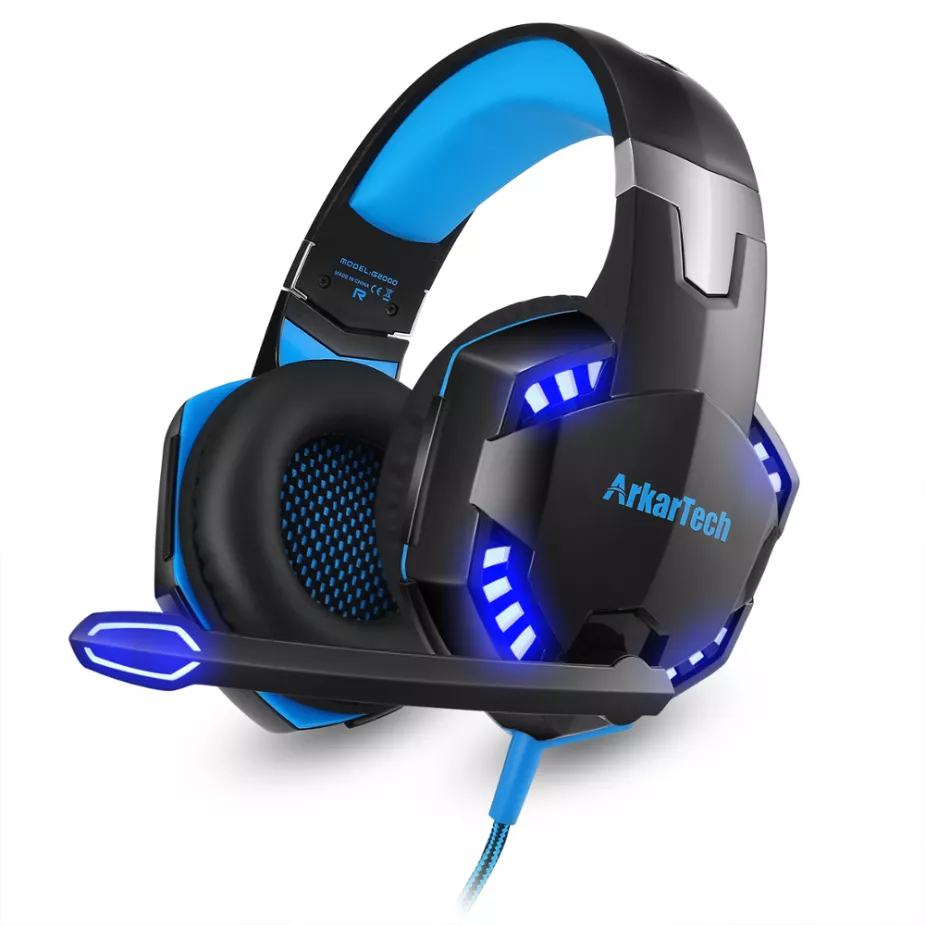 2019 G2000 Custom Gaming Headset For Ps4 Xbox One And Pc Jonshi Electronics Gaming Headset Ps4 Headset Headset