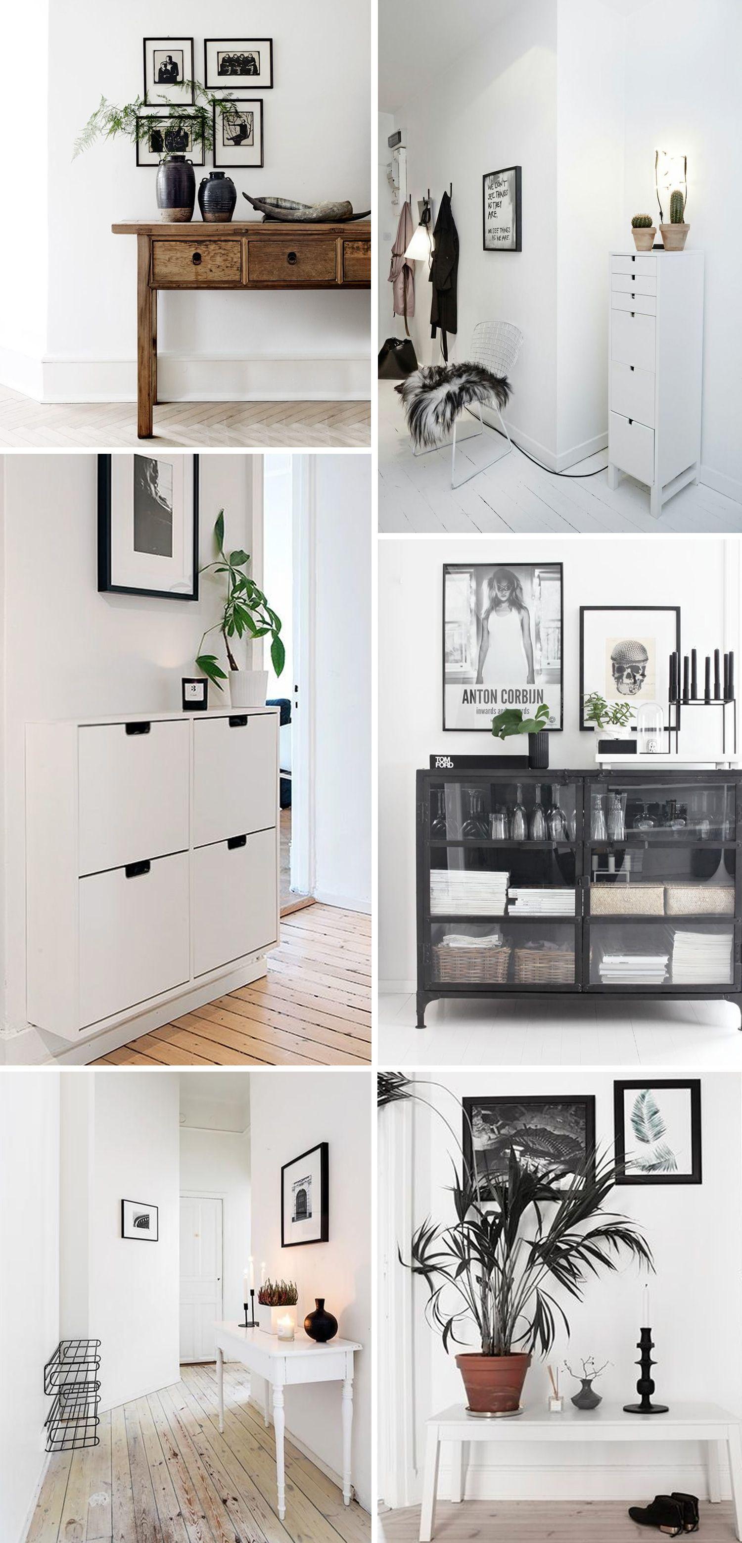 hallway inspiration christina dueholm flure wohnen und einrichtung. Black Bedroom Furniture Sets. Home Design Ideas