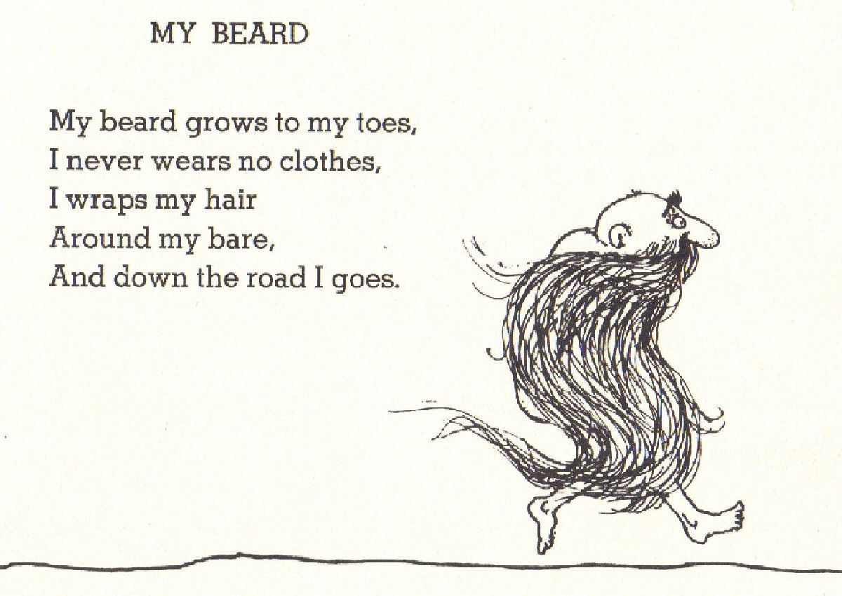 shel silverstein poems | Shel Silverstein (or, I was a junior high ...