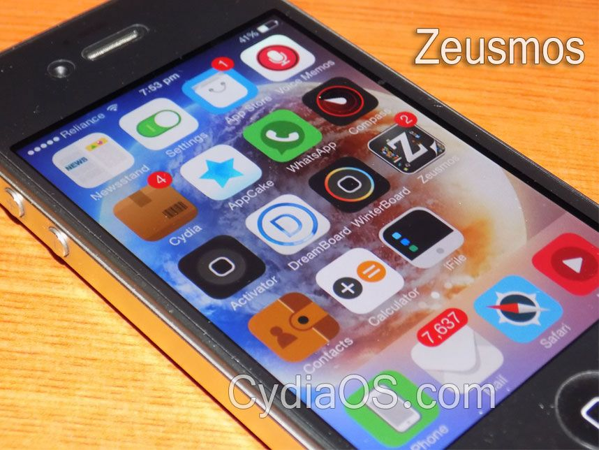 Download Free iPhone apps \ Games with Zeusmos application - free resume apps