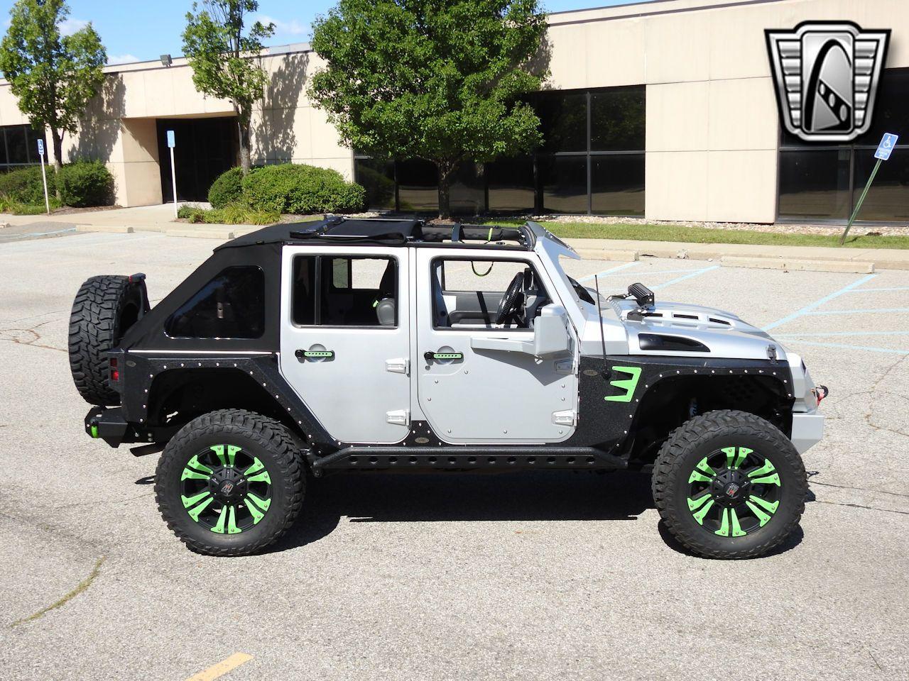 2010 Jeep Wrangler Unlimited Sahara For Sale