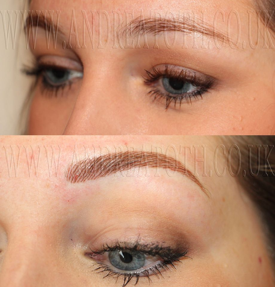 Pin by Rina Erasmus on micro blading eyebrows in 2019