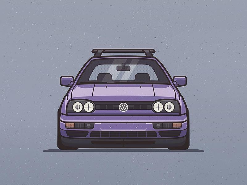 Vw Golf Mk3 Golf Mk3 Vw Golf Vw Golf Wallpaper