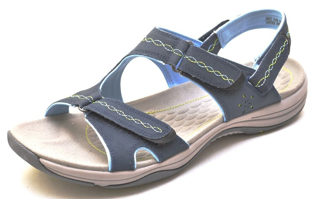 8fea85af4 Clarks Privo SWIFT HYDRO Navy Blue Sport Sandals Shoes Women s 9.5 - NEW -  64657  Clarks  SportSandals
