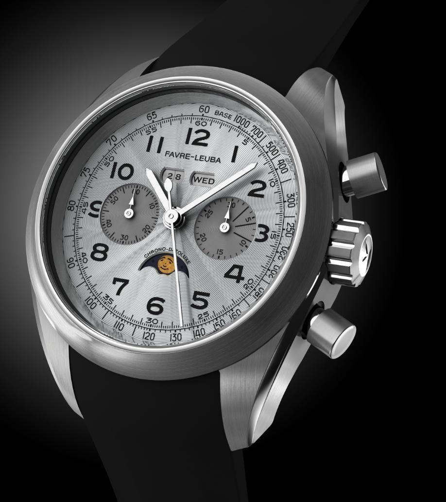 d7f1eb988b73 Favre-Leuba Angelus Chrono Datoluxe Amazing Watches