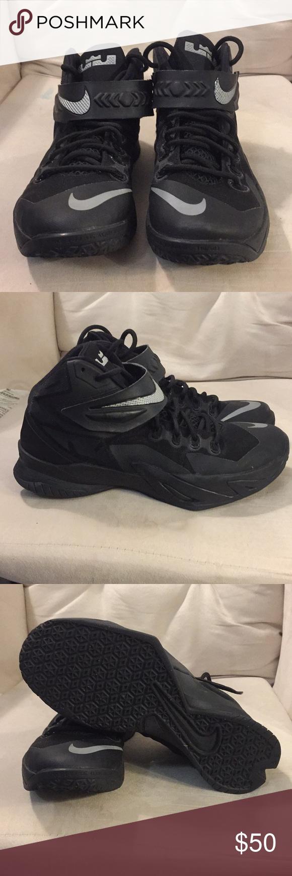 0479dd4e548 Nike LeBron Soldier 8 Worn a few times good condition 8 10