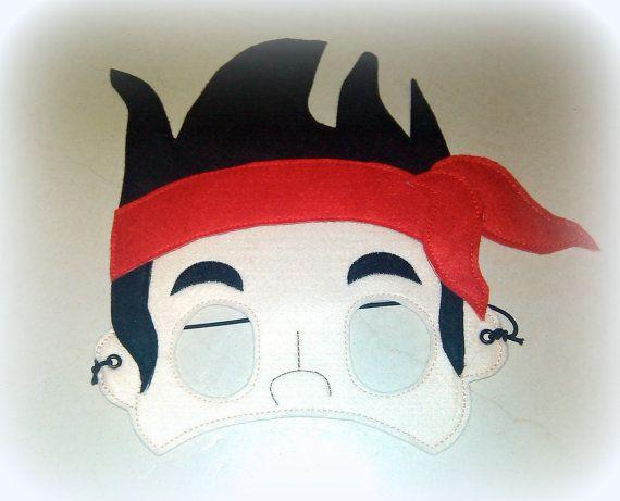 Jake neverland pirates by OFNAH on Etsy, $6.00