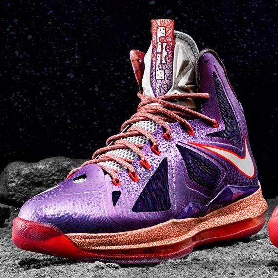 39a1ba72a4c LEBRON X 10 AS ALL STAR Game - AREA 72 I copped barely used for 100 ...